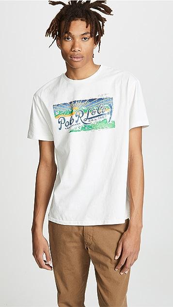 Polo Ralph Lauren Great Outdoors Classic Fit Tee Shirt