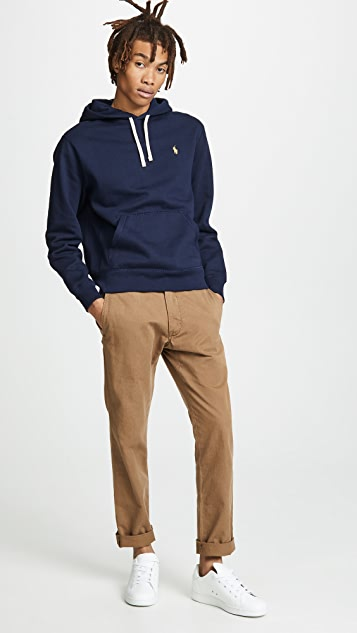 Polo Ralph Lauren Cotton Blend Fleece Hoodie