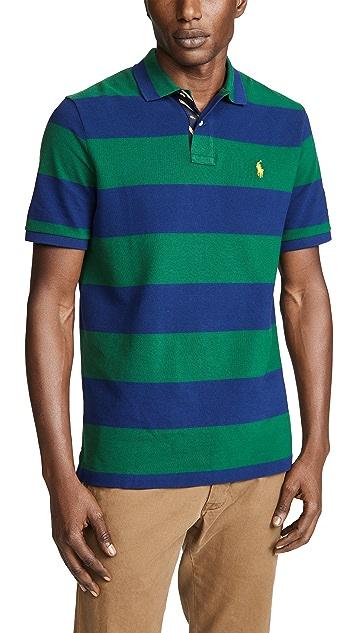 Polo Ralph Lauren Classic Fit Mesh Polo Shirt