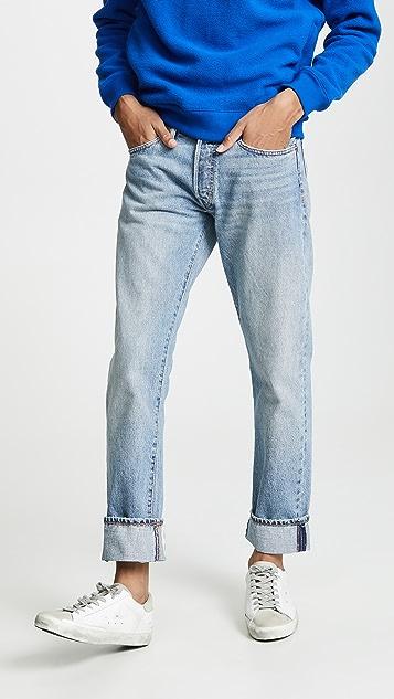 0dd1eed4b Polo Ralph Lauren Varick Slim Straight Jeans ...