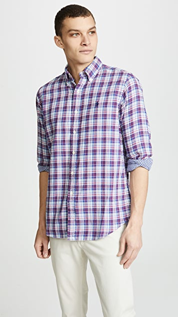 Polo Ralph Lauren Classic Fit Double Faced Shirt