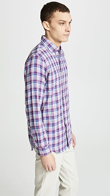 Polo Ralph Lauren Classic Fit Double Faced Shirt