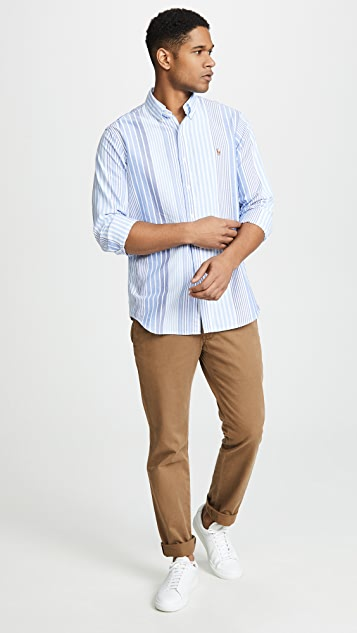 Polo Ralph Lauren Classic Fit Striped Shirt