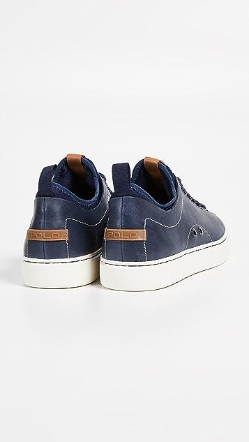 Polo Ralph Lauren Dunovin Low Top Sneakers