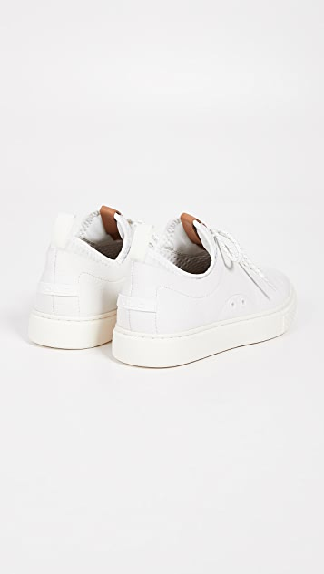 3a1380cc48af4 Polo Ralph Lauren Dunovin Low Top Sneakers | EAST DANE