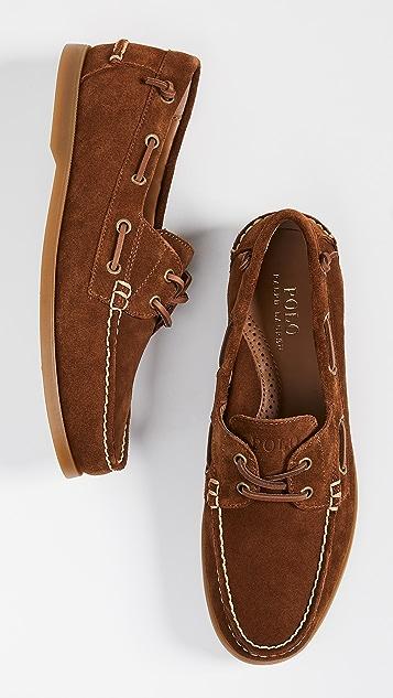 Polo Ralph Lauren Merton Boat Shoes
