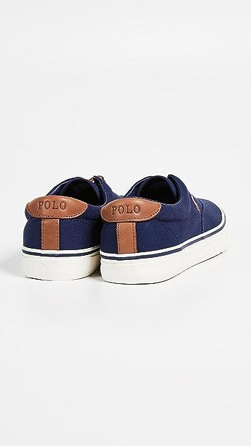 Polo Ralph Lauren Thorton Low Top Sneakers