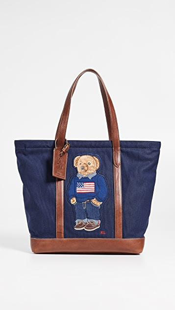 Polo Ralph Lauren 50th Anniversary Tote