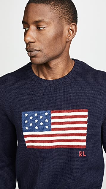 Polo Ralph Lauren Icon Flag Sweater