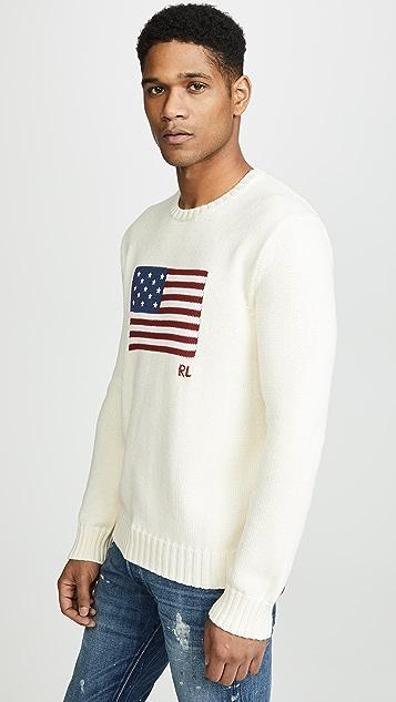Polo Ralph Lauren Icon Flag Sweater