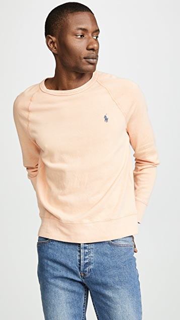 b9646f88a475b7 Polo Ralph Lauren Spa Terry Sweatshirt