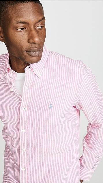 Polo Ralph Lauren Linen Shirt