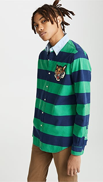 Polo Ralph Lauren Striped Tiger Shirt