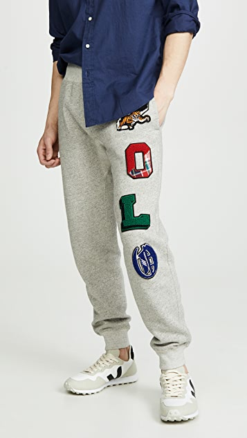 Polo Ralph Lauren Logo Sweatpants