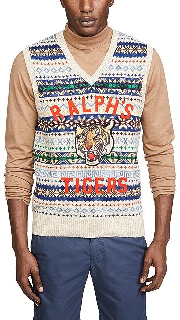 Polo Ralph Lauren Fair Isle Sweater Vest