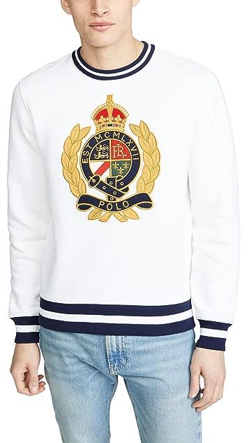 Polo Ralph Lauren Yale Crest Sweatshirt
