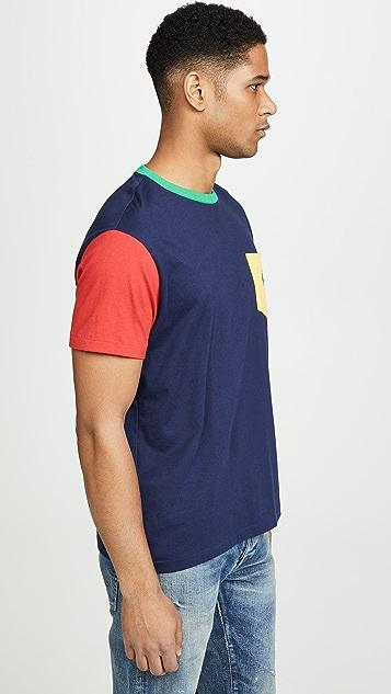 Polo Ralph Lauren Colorblocked T-Shirt