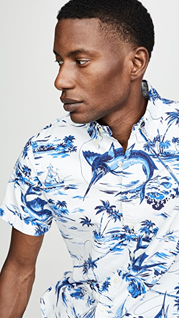 Polo Ralph Lauren Printed Marlin Shirt