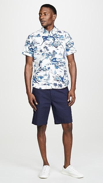 Polo Ralph Lauren Printed Marlin Shirt