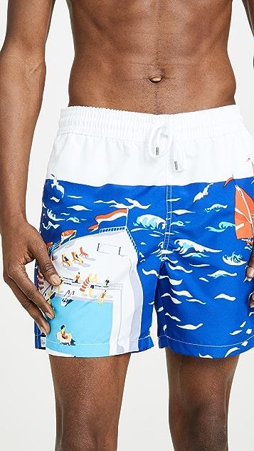 bec31f647b Polo Ralph Lauren Swim Trunks | EAST DANE