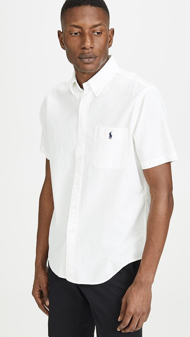 Polo Ralph Lauren Seersucker Shirt East Dane