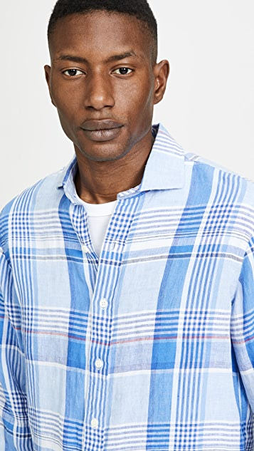 Polo Ralph Lauren Long Sleeve Linen Shirt