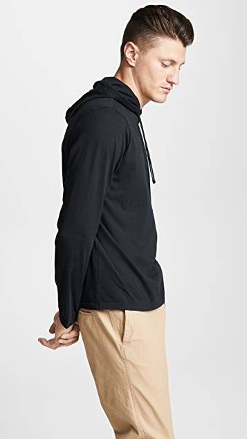 Polo Ralph Lauren Long Sleeve Hooded Tee Shirt