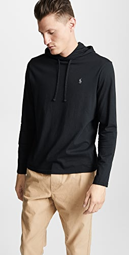 Polo Ralph Lauren - Long Sleeve Hooded Tee Shirt