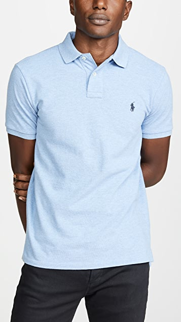 046881b3 Polo Ralph Lauren New Custom Slim Polo Shirt | EAST DANE