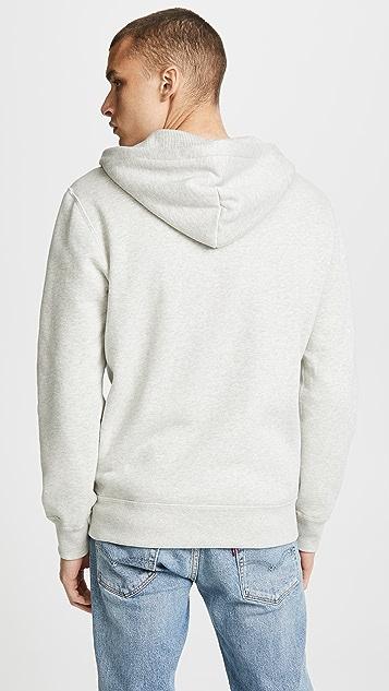 Polo Ralph Lauren Fleece Zip Hoodie