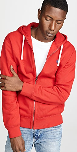 Polo Ralph Lauren - Fleece Zip Hoodie