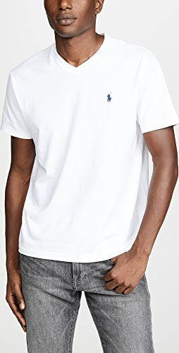 Polo Ralph Lauren - V Neck Classic Fit Tee Shirt