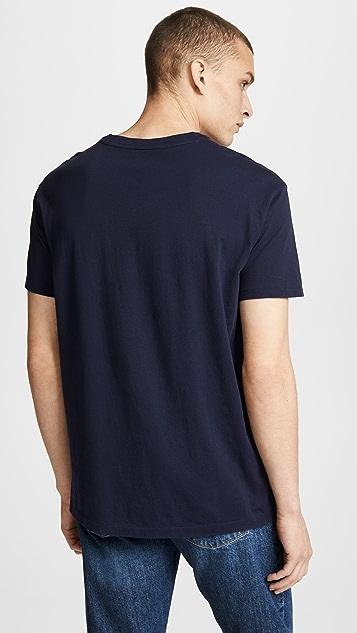 Polo Ralph Lauren V Neck Classic Fit T-Shirt