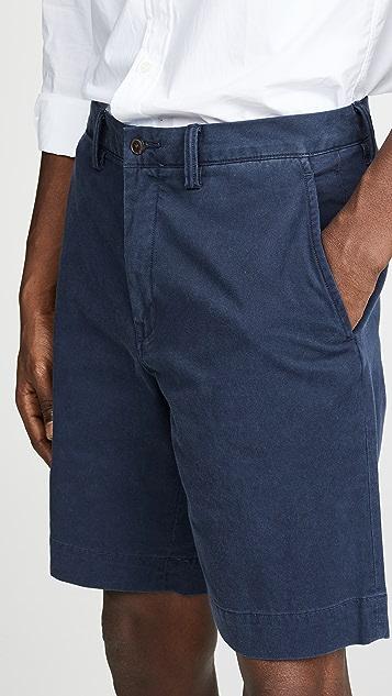 Polo Ralph Lauren Stretch Chino Shorts