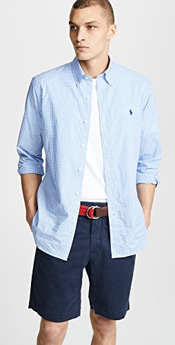 Polo Ralph Lauren - Slim Stretch Poplin Shirt