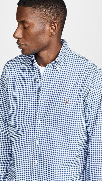 Polo Ralph Lauren Gingham Oxford Shirt