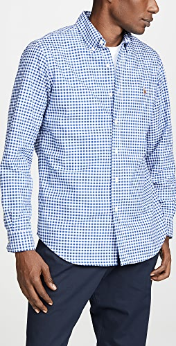 Polo Ralph Lauren - Gingham Oxford Shirt