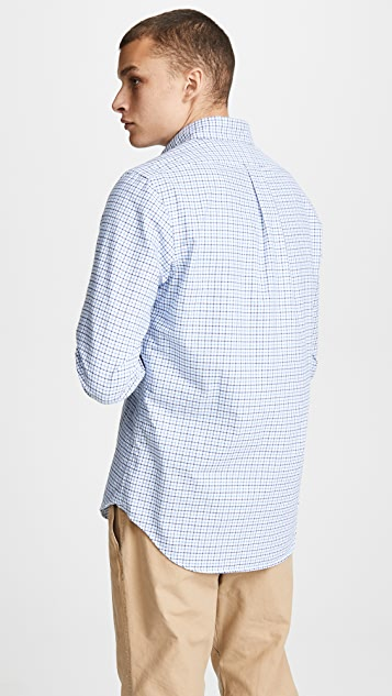 Polo Ralph Lauren Check Oxford Sportshirt