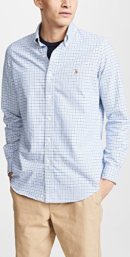 Polo Ralph Lauren - Check Oxford Sportshirt