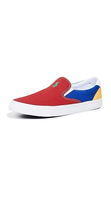 Polo Ralph Lauren Thompson Slip Ons