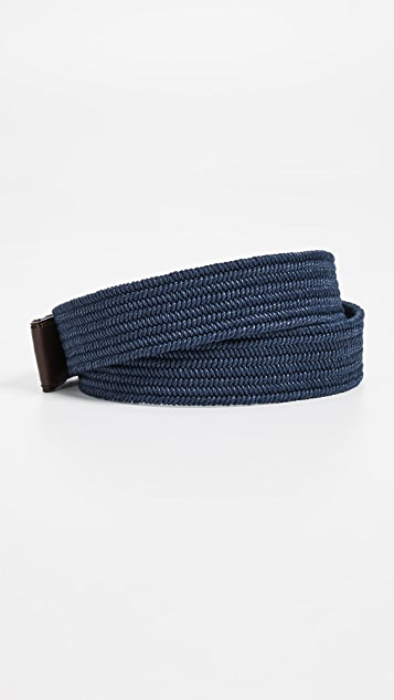 Polo Ralph Lauren 34mm Braided Stretch Belt