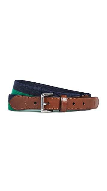 Polo Ralph Lauren Braided Stretch Belt