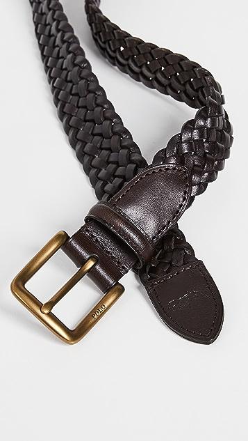 Polo Ralph Lauren 30 MM West End Braid Belt