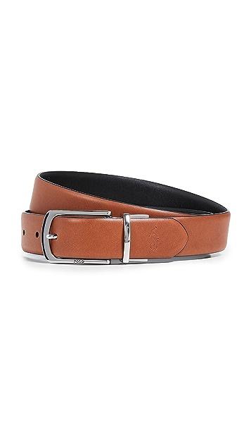 Polo Ralph Lauren 30mm Modern Dress Reversible Belt