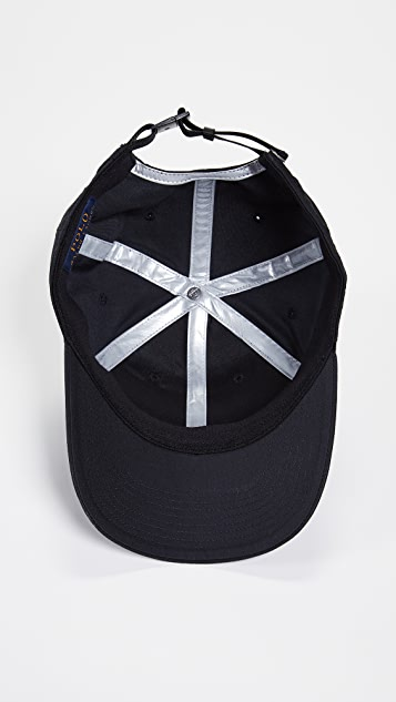 6035b997315 ... Polo Ralph Lauren P-Wing Cap ...