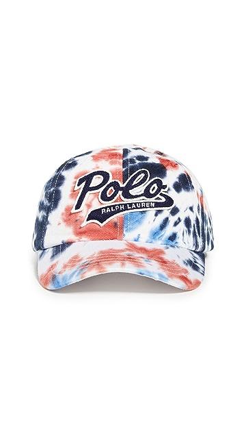 Polo Ralph Lauren Tie Dye Logo Cap