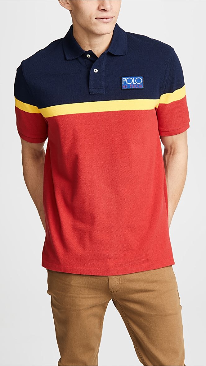 Polo Ralph Lauren Hi Tech Polo Shirt | EAST DANE