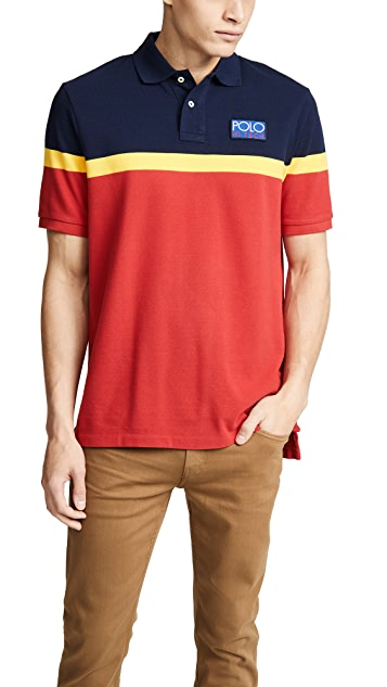 Polo Ralph Lauren Hi Tech Polo Shirt