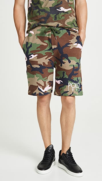 Polo Ralph Lauren Magic Fleece Sweatshorts
