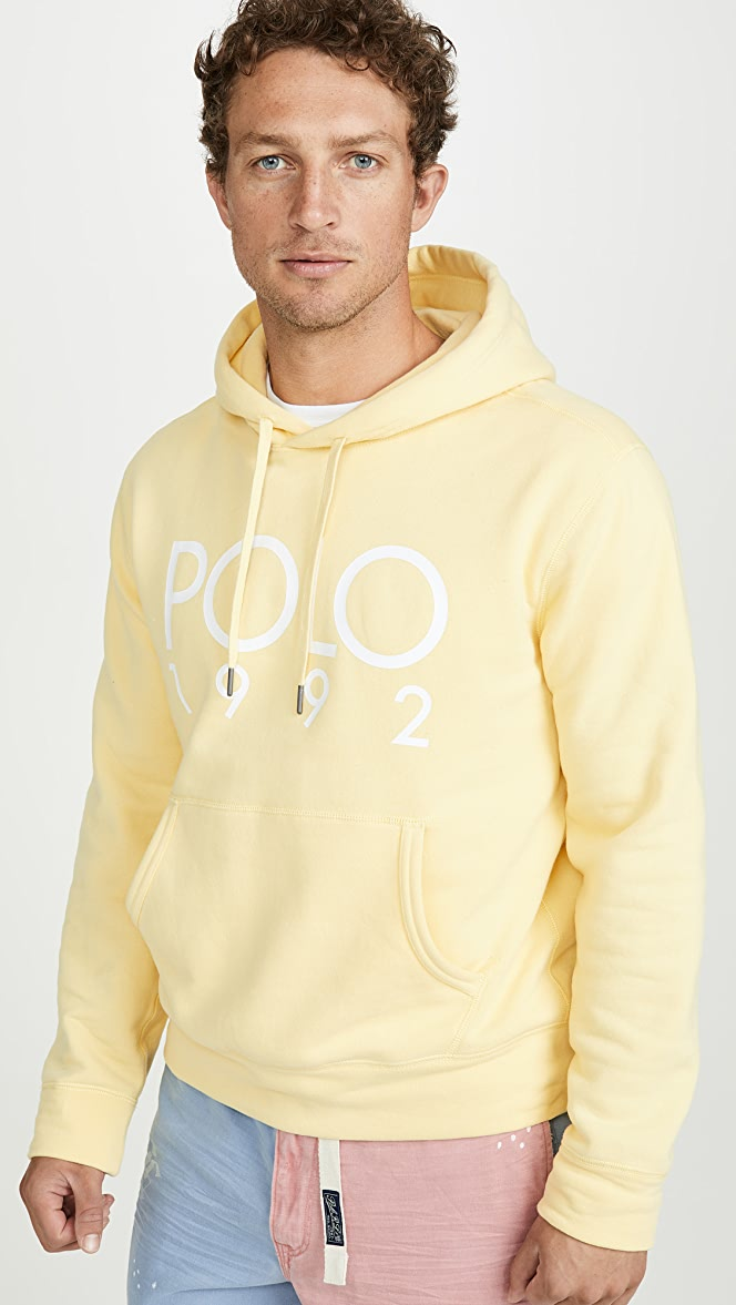 brand new 49ed0 ad881 Polo Ralph Lauren Magic Fleece Pullover Hoodie | EAST DANE